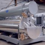 Compresseur centrifuge – Mise en groupe
