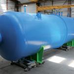 Réservoir à pression – Ballon de charge