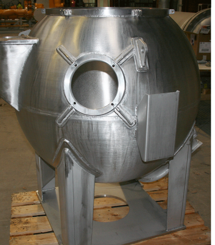 STAINLESS SPHERE