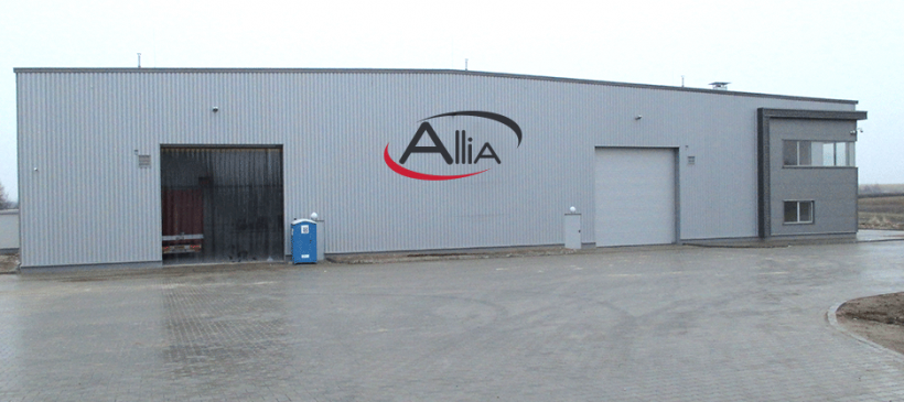 AlliA Poland has relocated !