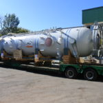 ALLIA // Modular gas and glycol treatment unit