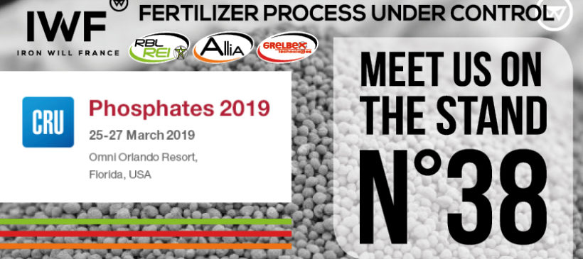 ALLIA // PARTICIPATION A PHOSPHATE 2019 / Orlando – USA